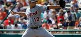 Good start for Tigers' Sanchez, but Verlander steals spotlight