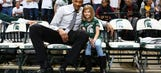 Very special guest to accompany Spartans' Payne on Senior Night