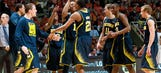 Michigan's basketball team defies expectations