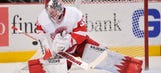 Howard must keep it going for Red Wings to make playoffs