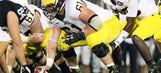 Michigan's Brady Hoke suspends OL Graham Glasgow