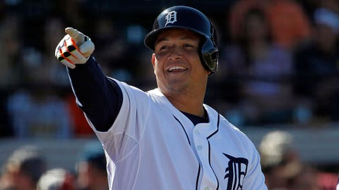 1. Miguel Cabrera, Detroit Tigers: $292 million over 10 years