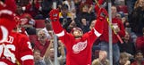 Red Wings agree on 3-year deal with left wing Tomas Tatar