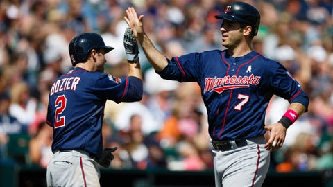 25. Minnesota Twins