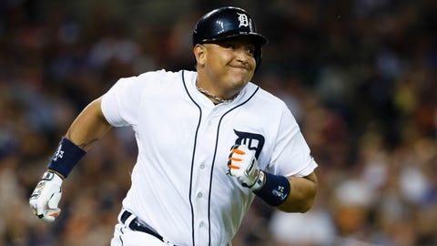 AL 1B: Miguel Cabrera, Tigers