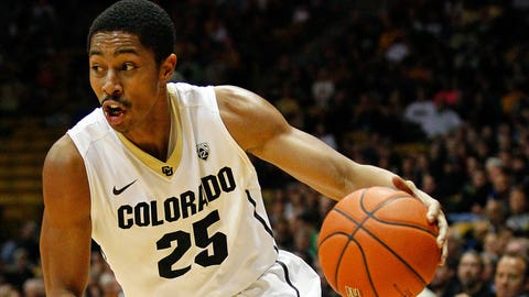 Colorado G Spencer Dinwiddie; Pistons (2nd Round, 38th overall)