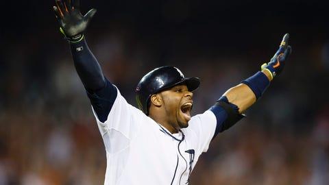 Davis smacks walk-off grand slam for Tigers