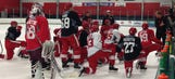 PHOTOS: Red Wings Development Camp Day 1