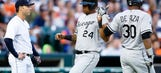 Sanchez continues to struggle late in loss to White Sox