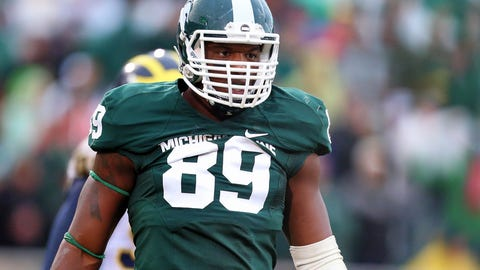 DE: Shilique Calhoun, Michigan State