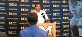 VIDEO: Michigan football media day
