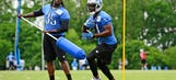 Lions Notes: Feel-good atmosphere puts extra pep in players' steps