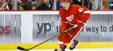 Glendening looks to take next step at NHL level