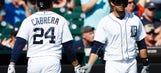 Cabrera discusses his slump, Tigers' struggles