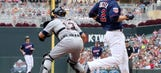 Tigers trounced again by Twins in Game 1 of doubleheader