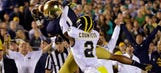 Parting shot: Michigan blanked by Notre Dame, 31-0