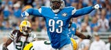 Lions trade George Johnson to Bucs