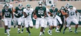 Four Spartans picked in NFL draft