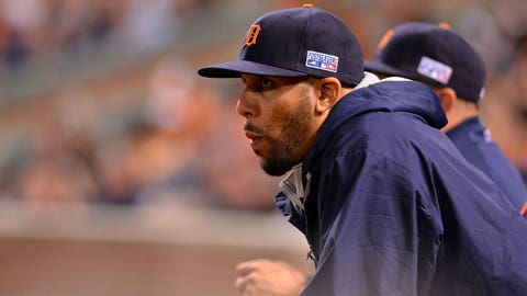 MLB - 5. David Price (@DavidPrice14)