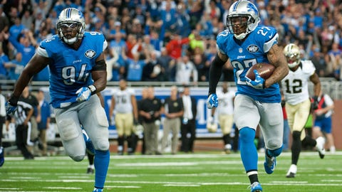 Lions' defense key in Sunday's victory