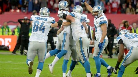 Lions' second straight dramatic comeback win