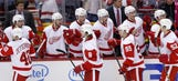 Red Wings rally to beat Capitals