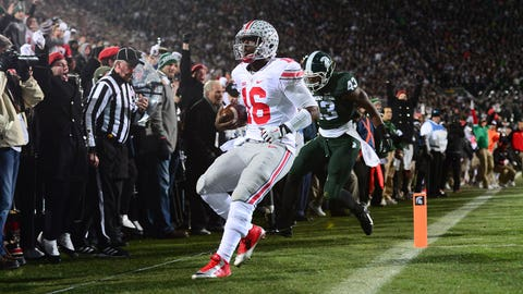 Winner: J.T. Barrett, QB, Ohio State