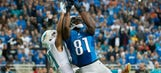 Notes: Megatron has strong return; Suh disrupts Dolphins
