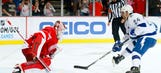 Wings' shootout woes persist in loss to Lightning