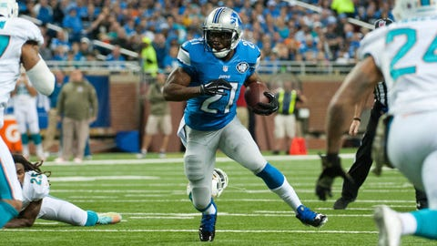Tampa Bay Buccaneers at Detroit Lions