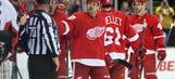Weiss returns, scores twice as Wings edge Senators