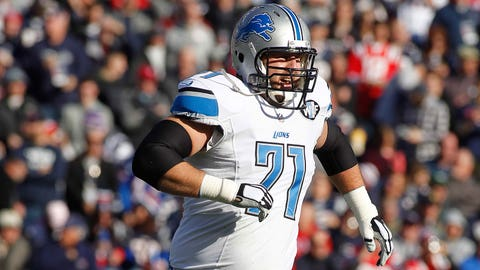 Tackle: Riley Reiff, Lions