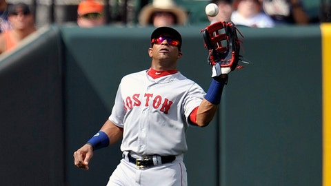 Tigers acquire outfielder Yoenis Cespedes from Boston for Rick Porcello