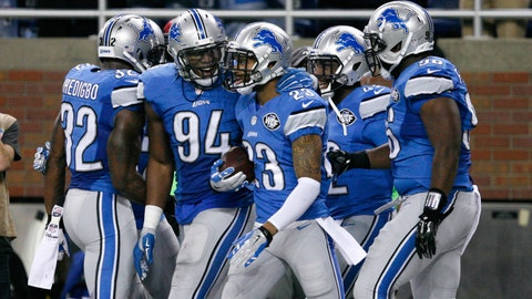 Lions make NFL playoffs under first-year head coach Jim Caldwell