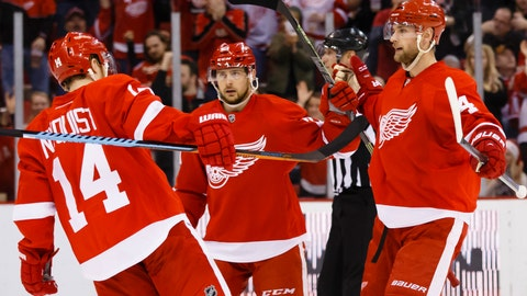 Angry Wings make for merrier Christmas in victory