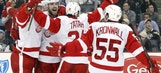 PHOTOS: Red Wings Top 5 moments of 2014