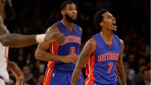 Jennings leads Pistons over Kings for fifth straight win