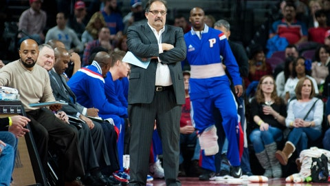 Detroit Pistons: 13 years