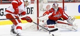 Wings fall on road to Capitals