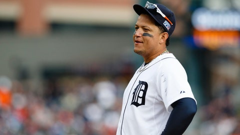Miggy hammers Tribe