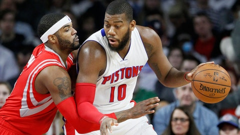 Jennings-less Pistons earn much-needed victory over Smith, Rockets
