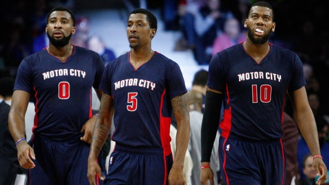 Dramatic turnaround has Pistons battling for playoff spot at All-Star break
