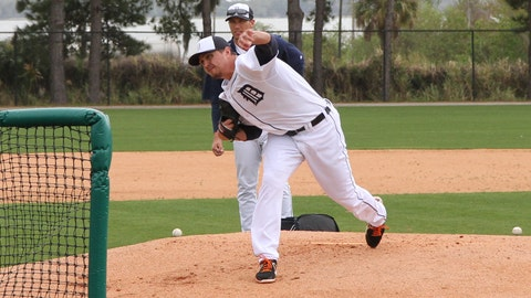 Tigers spring training 2.26.15