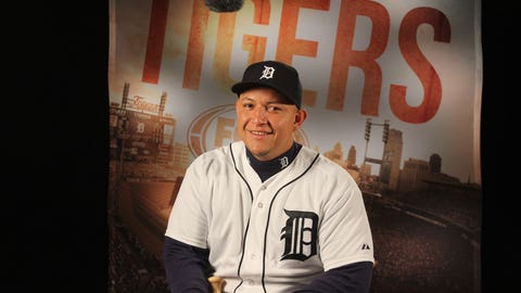 Tigers spring training 2.28.15