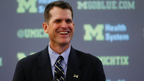 Harbaugh Effect? Michigan reports increase in ticket sales
