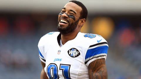 Calvin Johnson, Lions WR, $20.558M: Good