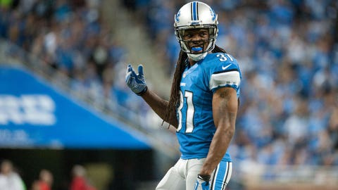 Lions re-sign Rashean Mathis to two-year deal