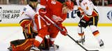 Maturing Abdelkader gives Red Wings much-needed grit, goals