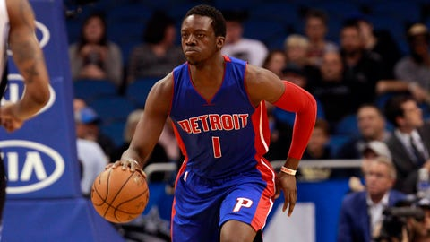 Jackson's triple-double leads Pistons over Magic