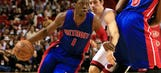 Pistons look to end season with victory over Knicks Wednesday